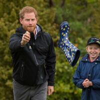 Prinz Harry - Foto: Dominic Lipinski/PA