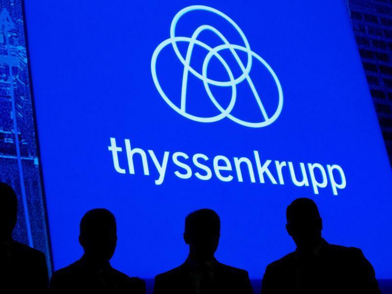 Thyssenkrupp - Foto: Rolf Vennenbernd