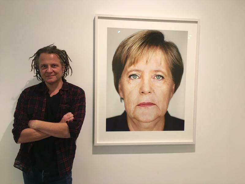 Starfotograf Martin Schoeller - Foto: Matthias Röder