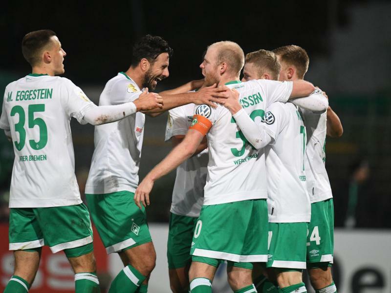 SC Weiche Flensburg 08 - Werder Bremen - Foto: Daniel Reinhardt