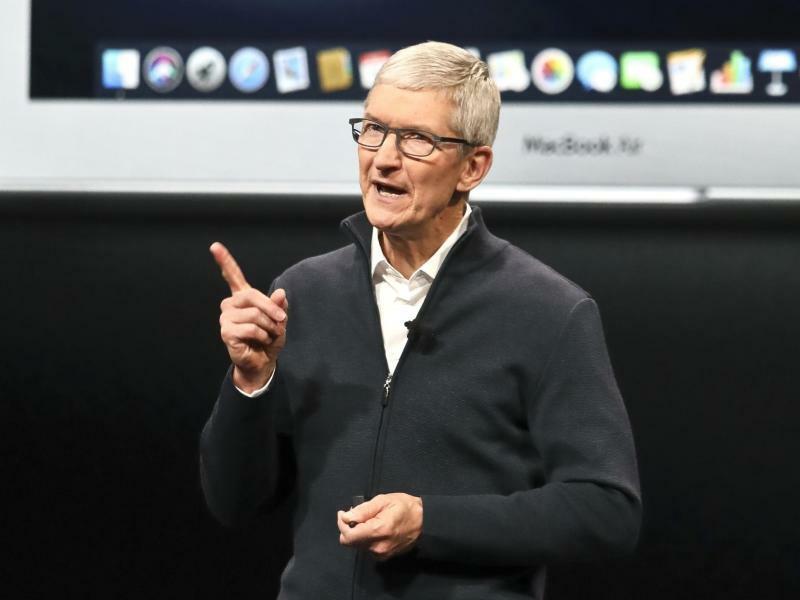 Apple - Foto: Bebeto Matthews, AP