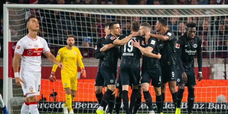VfB Stuttgart - Eintracht Frankfurt - Foto: Sebastian Gollnow