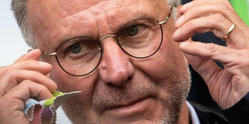 Karl-Heinz Rummenigge - Foto: Swen Pförtner