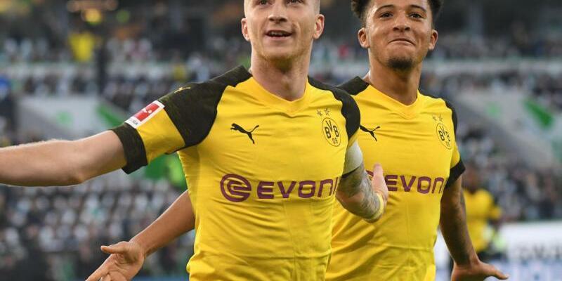 Borussia Dortmund weiterhin an der Spitze - Foto: Peter Steffen