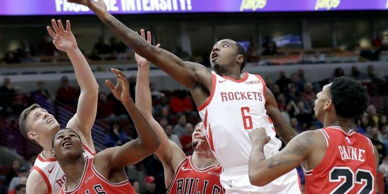 Chicago Bulls - Houston Rockets - Foto: Nam Y. Huh/AP