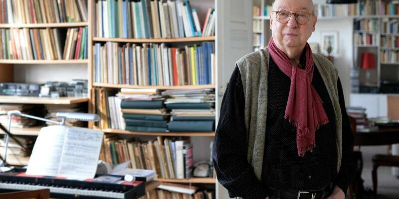 Aribert Reimann - Foto: Jens Kalaene