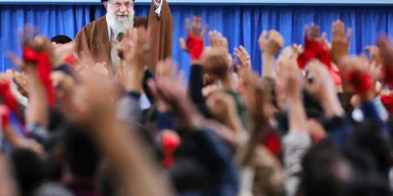 Ajatollah Ali Chamenei - Foto: Office of the Iranian Supreme Leader/AP
