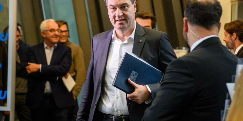 Markus Söder - Foto: Matthias Balk