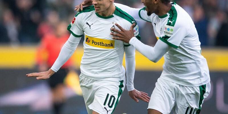 Borussia Mönchengladbach - Fortuna Düsseldorf - Foto: Marius Becker