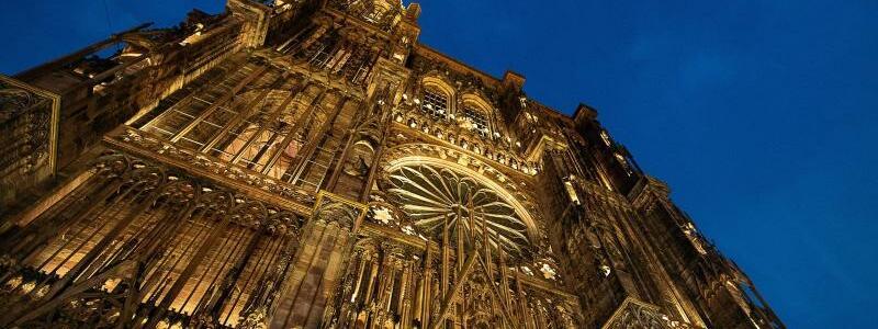 Straßburger Münster - Foto: Sebastian Gollnow