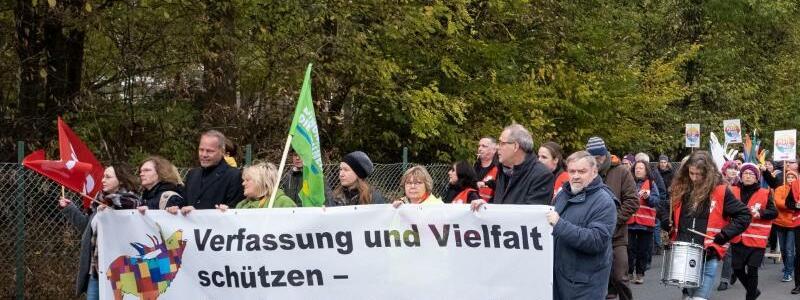 Protest - Foto: Peter Steffen