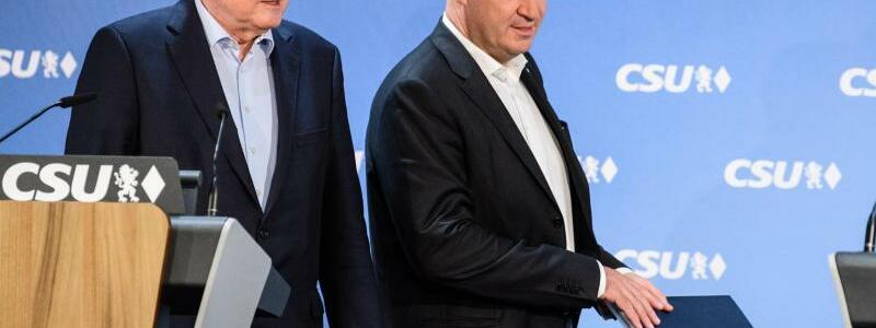 Parteichef und Ministerpräsident - Foto: Matthias Balk