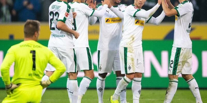 Borussia erster Borussia-Jäger - Foto: M. Becker