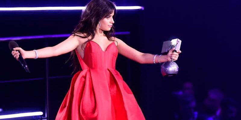 MTV EMA - Camila Cabello - Foto: Ian West/PA