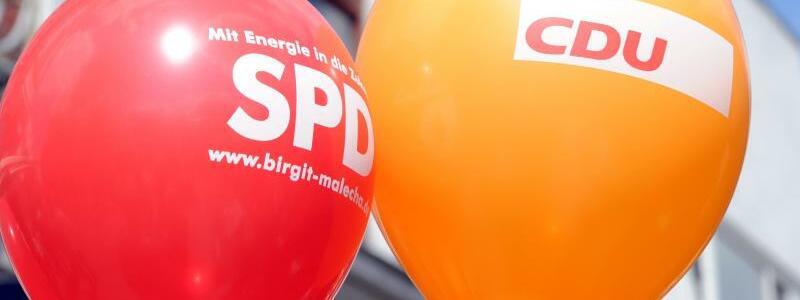 SPD und CDU - Foto: Carsten Rehder