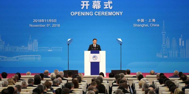 Xi Jinping - Foto: Aly Song/POOL Reuters/AP