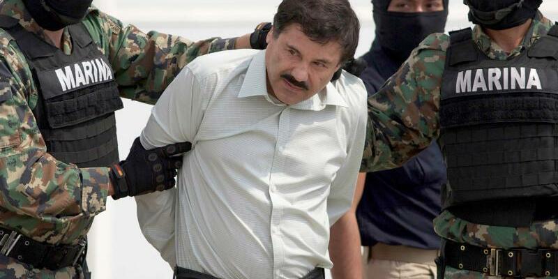 «El Chapo» Guzman - Foto: Eduardo Verdugo/AP
