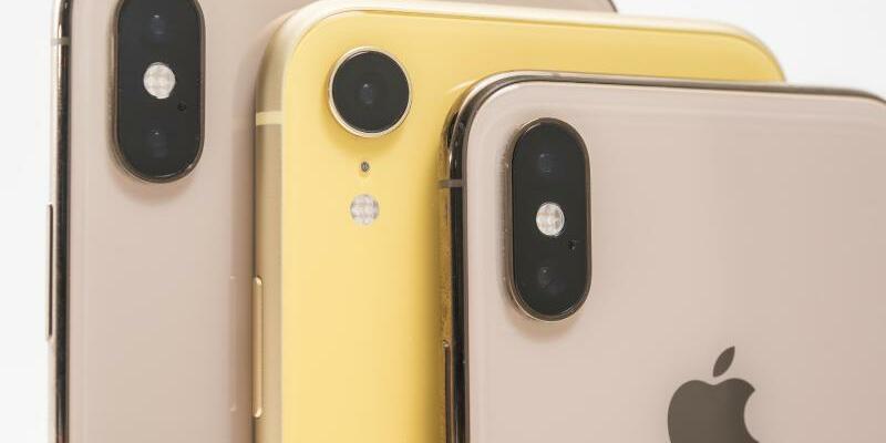 iPhone XR - Foto: Robert Günther