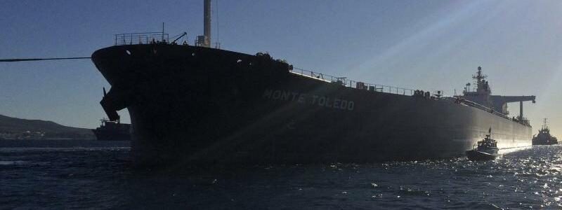 Öltanker - Foto: Cepsa/Handout/EFE