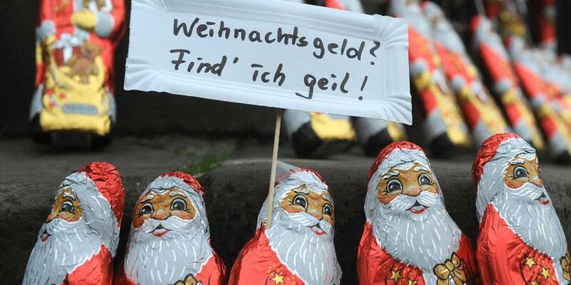 Weihnachtsgeld - Foto: Ingo Wagner