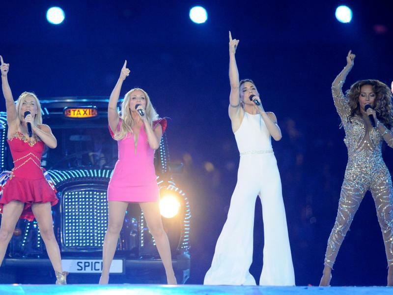 Spice Girls - Foto: Marius Becker
