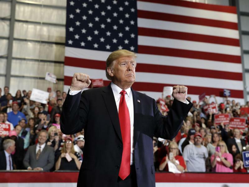 Donald Trump - Foto: Evan Vucci/PA Wire