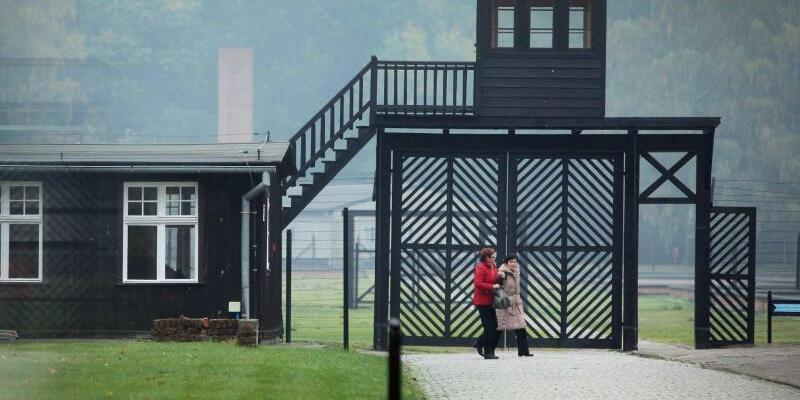 Stutthof-Museum - Foto: Piotr Wittman/PAP