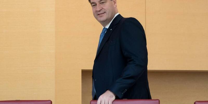 Markus Söder - Foto: Sven Hoppe
