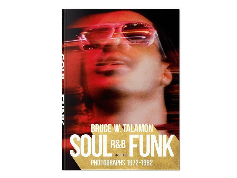Bruce Talamon - Foto: Bruce Talamon hat die Blütezeit von Soul, Funk und Disco-Musik mit seiner Kamera dokumentiert. Foto:Taschen Verlag