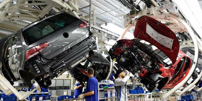 Volkswagen-Werk in Wolfsburg - Foto: Rainer Jensen
