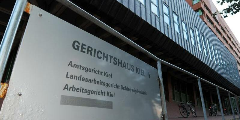 Amtsgericht Kiel - Foto: Carsten Rehder