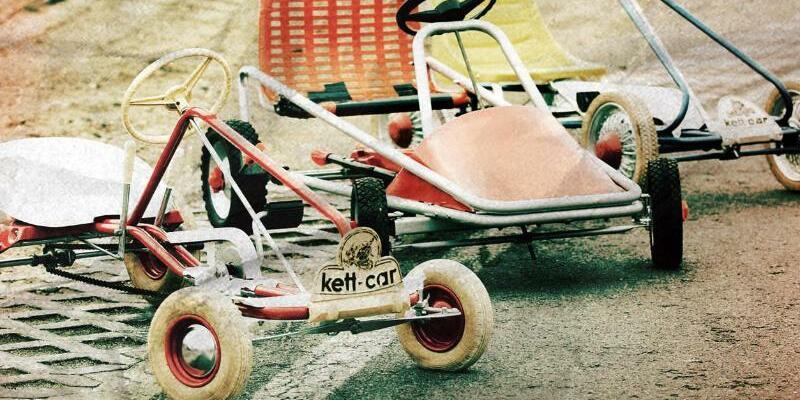 Kettcars von Kettler - Foto: Kettler