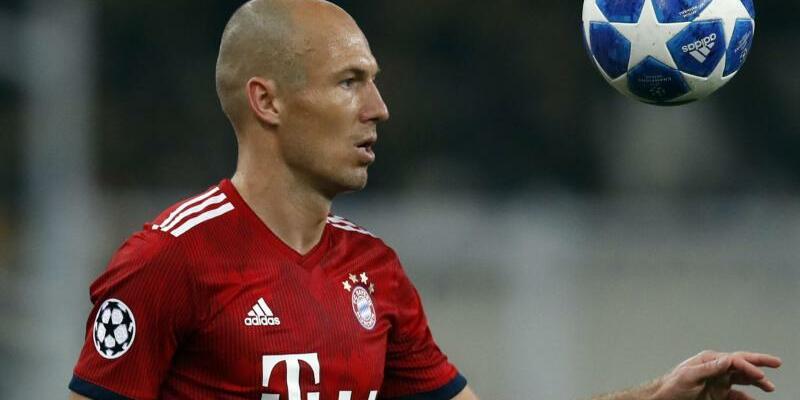 Arjen Robben - Foto: Thanassis Stavrakis/AP