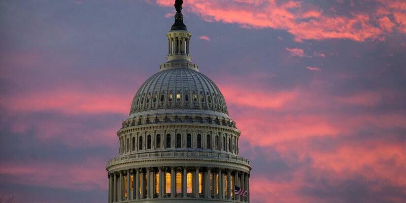 US-Kongress - Foto: J. Scott Applewhite, AP