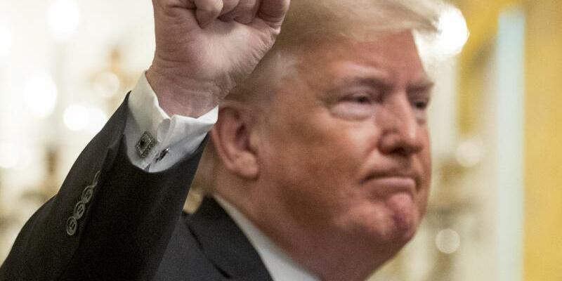 Donald Trump - Foto: Andrew Harnik, AP