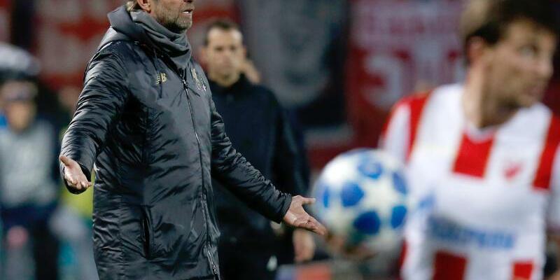Roter Stern Belgrad - FC Liverpool - Foto: Darko Vojinovic/AP