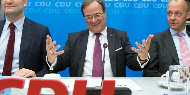 NRW-CDU - Foto: Federico Gambarini