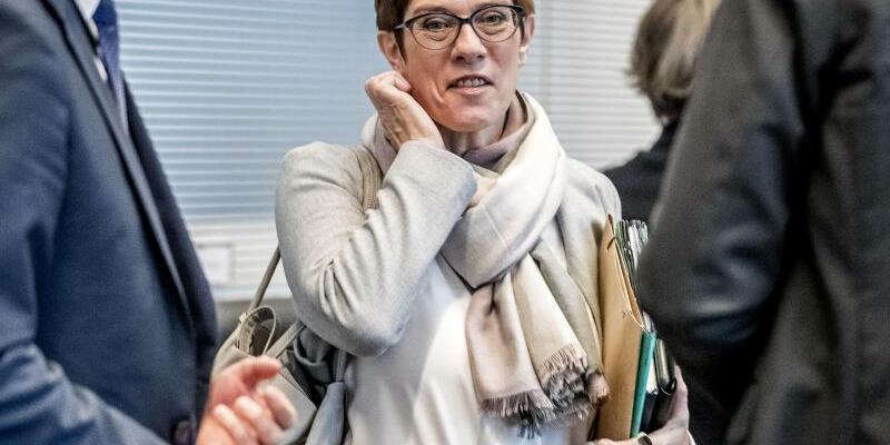 Annegret Kramp-Karrenbauer - Foto: Michael Kappeler