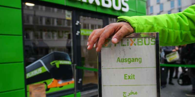 Flixbus - Foto: Andreas Arnold/Illustration