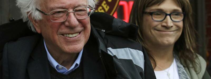 Bernie Sanders - Foto: Charles Krupa/AP