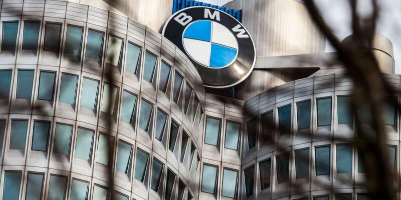 BMW Zentrale München - Foto: Lino Mirgeler/Illustration