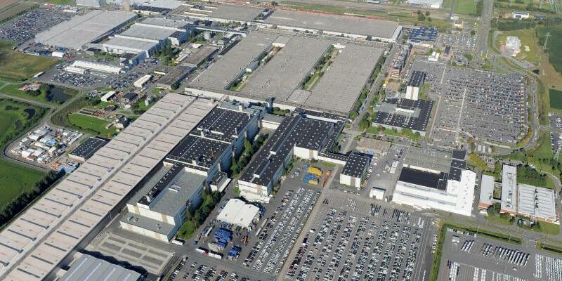 VW-Werk Emden - Foto: Ingo Wagner/Illustration