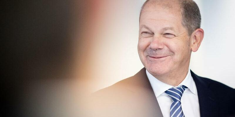 Bundesfinanzminister Olaf Scholz - Foto: Kay Nietfeld
