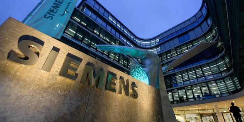 Siemens in München - Foto: Matthias Balk