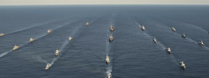 Nato-Großübung - Foto: Daniel C. Coxwest/Planet Pix via ZUMA Wire