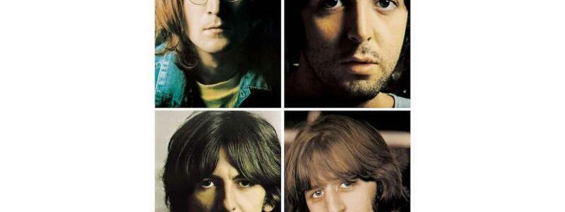 The Beatles - Foto: John, Paul, George und Ringo hatten Spaß bei den Recording Sessions. Foto:John Kelly/Apple Corps Ltd.