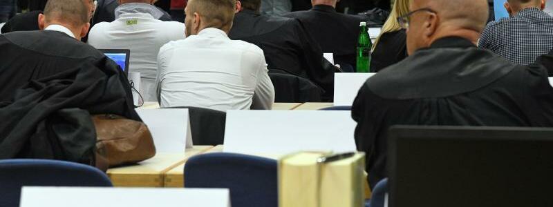 Gerichtssaal - Foto: Henning Kaiser