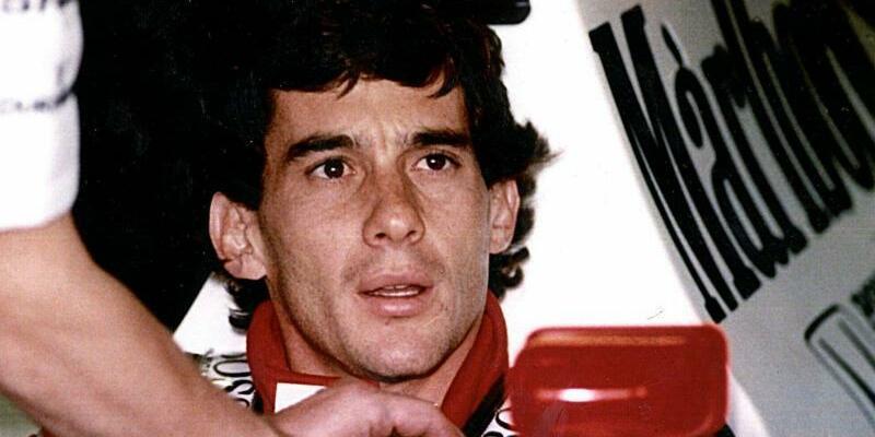 Ayrton Senna - Foto: EPA