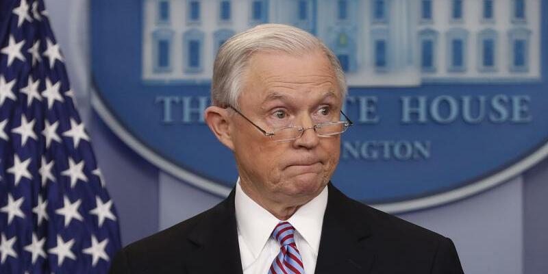 Jeff Sessions - Foto: Pablo Martinez Monsivais/AP