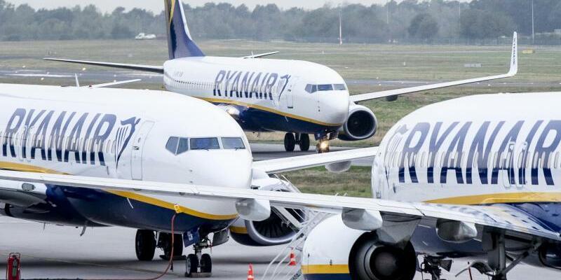 Ryanair - Foto: Marcel Kusch